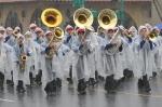 Rain on a parade