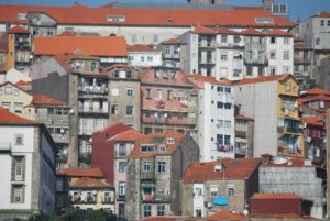 City view of Porto