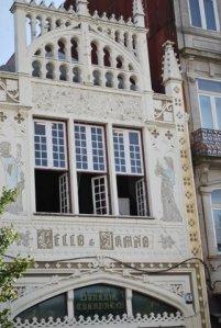 100 Year old bookstore in Porto